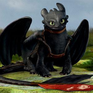 Как Приручить Дракона 2 Раскраска По Номерам