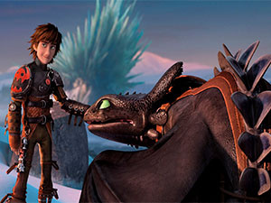 How To Train Your Dragon 2 Race On Berk Island