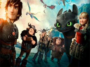 How To Train Your Dragon 2 Spooty