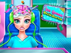 Ice Queen Brain Doctor