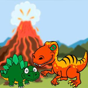 Ледниковый Период: Смешные Динозаврики