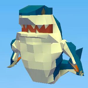 Когама - Акула