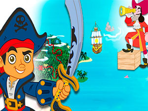 Journey Beyond the Never Seas Jake Never Land Pirates