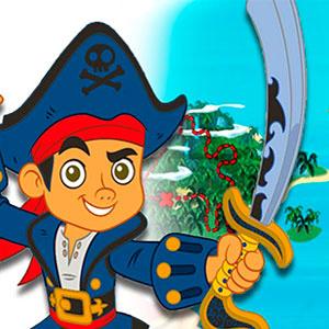 Джейк И Пираты Нетландии Путешествие За Моря