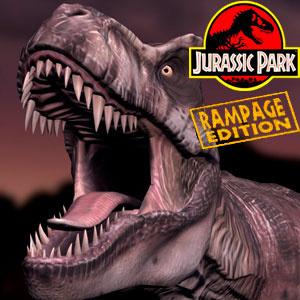 Jurassic Park 2 Rampage Edition
