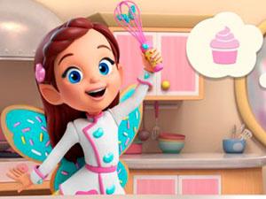 BUTTERBEAN'S CAFÉ: Cupcake Creator