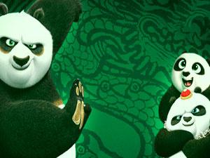 Kung Fu Panda 3 Panda Training Challenge