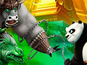 Kung Fu Panda 3 The Furious Fight