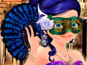 Lady Bug Masquerade