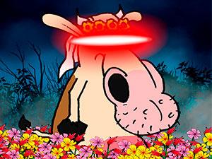 Приключения Лазерной-Коровы