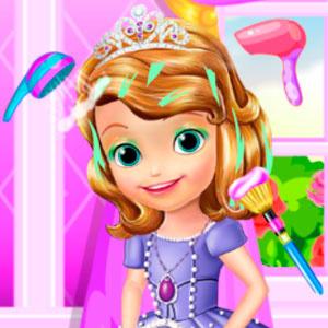 Лечение Волос Маленькой Принцессы