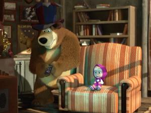 Masha And The Bear Elementary