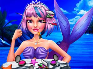 Mermaid Princess New Make Up
