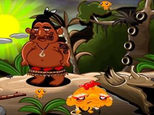 Monkey Go Happy Stage 381 New Zealand Maori