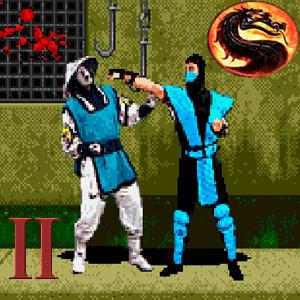 Mortal Kombat 2 (Sega)