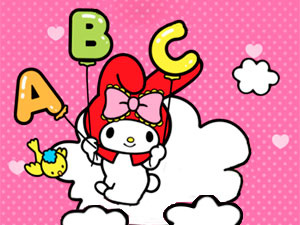 My Melody ABC Tracing