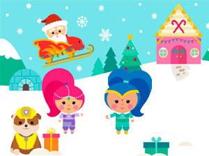 NICK JR: Holiday Workshop