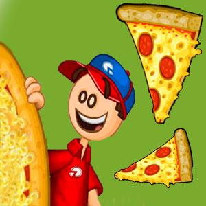 Папа Луи: Готовить Пиццу