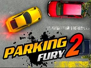 Яростная парковка 2