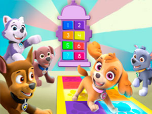 Paw Patrol Pup Pup Boogie Math