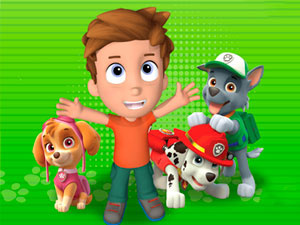 Paw Patrol: Safety With Puppies