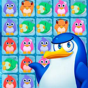 Матч Пингвинов 3