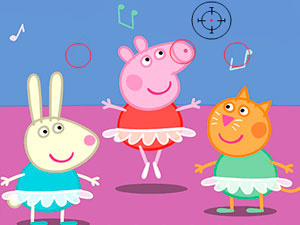 Peppa Pig: Find The Difference