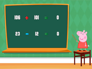 Peppa Pig Math 4 kids