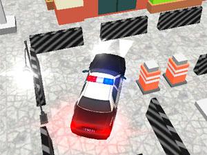 Police Parking 3D