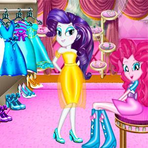 Выпускной Вечер Принцессы Пони