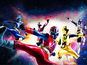 Power Rangers Match Attack