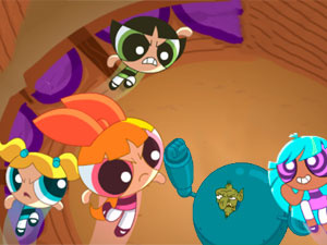 Powerpuff Girls Bliss Under Hypnosis
