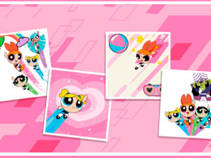 Powerpuff Girls Make A Comic Book Featuring Bliss