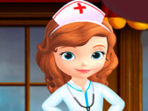Princess Sofia Busy Clinic