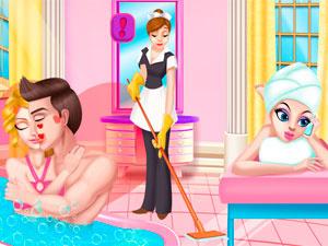 Princess Spa Kiss