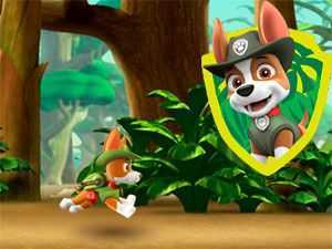 Puppy Jungle Patrol