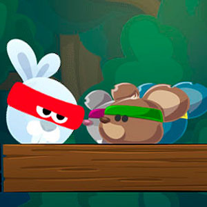 Кролик Самурай 1