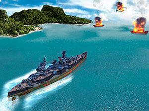 War Ship Missile