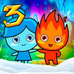 Красный Мальчик И Голубая Девочка 3