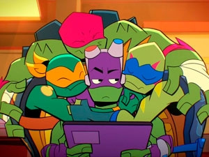 Rise Of The Teenage Mutant Ninja Turtles Epic Mutant Missions