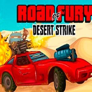 Дорога Ярости В Пустыне