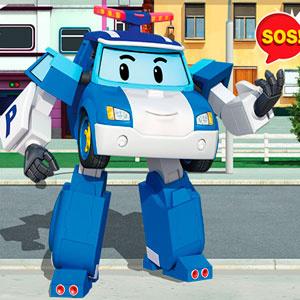 Аварійно-Рятувальна Служба Робокара 3