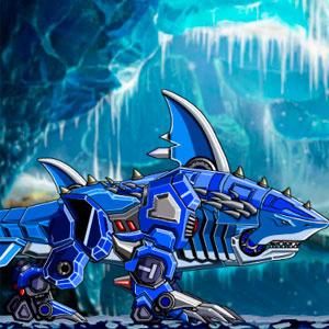 Акула Робот
