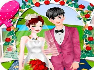 Romantic Spring Wedding