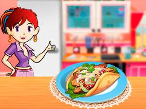 Sara`s Cooking Class Gyro