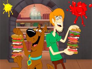 Scooby-Doo Sandwich Stack
