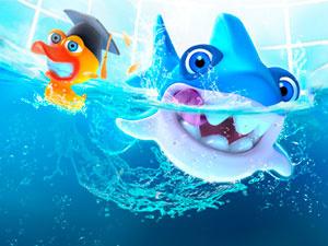Shark Dash Runner