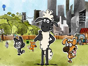 Shaun The Sheep Sustainable Shaun