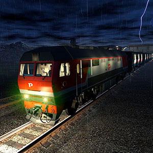 Симулятор Вождения Поездов