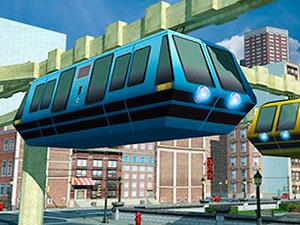 Sky Train 3D